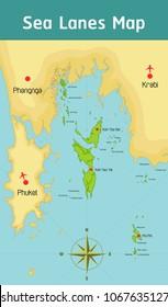 Krabi Map Images, Stock Photos & Vectors | Shutterstock on batam island map, cebu island map, hong kong island map, vancouver island map, amsterdam island map, bintan island map, koh mook island map, phu quoc island map, racha island map, samui island map, redang island map, thailand island map, surin island map, lombok island map, bali island map, koh phangan map, tioman island map, taipei island map, phuket map, paris island map,