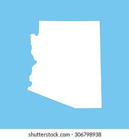 Map Of Arizona Rivers.Arizona Map Images Stock Photos Vectors Shutterstock