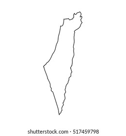 1000 Israel Map Stock Images Photos Vectors Shutterstock