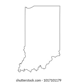 Indiana State Outline Stock Illustrations, Images & Vectors ... on indiana state outline eps, indiana state flower, california state outline, indiana state geography, new orleans map outline, indiana outline vector, indiana state outline clip art, kentucky state shape outline, alabama map outline, tennessee map outline, mo state outline, indiana state highest point, columbian exchange map outline, ohio state outline, indiana state shape, indiana city outline, south florida map outline, houston map outline, cincinnati map outline, aztec empire map outline,