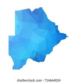 Botswana Map Images Stock Photos Vectors Shutterstock