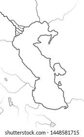 Imágenes, fotos de stock y vectores sobre Map Central Asia ...
