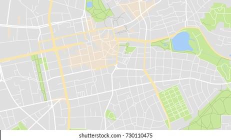 map city darmstadt