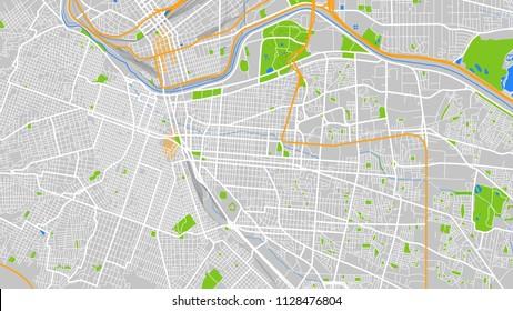 map city el paso mexico
