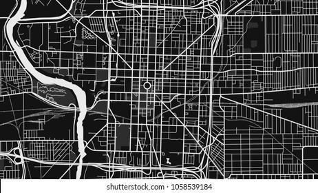 map city indianopolis