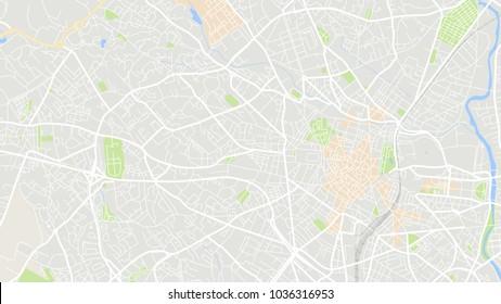 Strassenkarte Europa Stock Vectors Images Vector Art Shutterstock