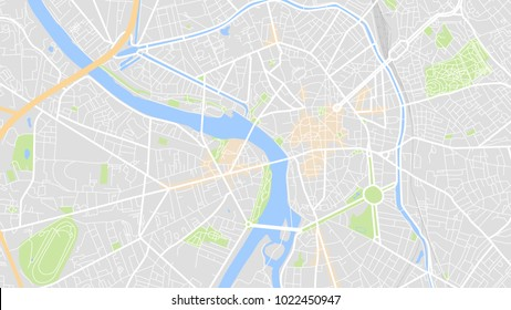 map city Toulouse