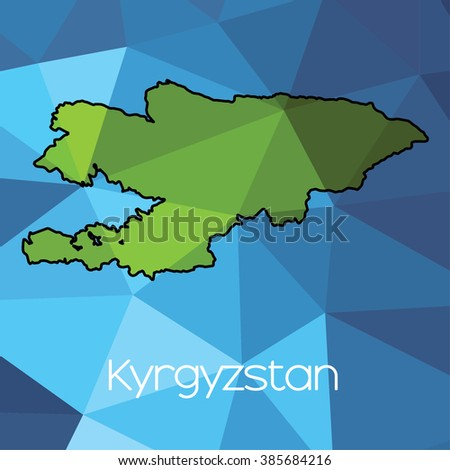 Map Country Kygyzstan Stock Vector (Royalty Free) 385684216 ... on map of afghanistan and surrounding countries, map of switzerland, map of europe and middle east, map of fribourg, map of atlanta, map of swiss alps, map of rothenburg, map of stuttgart, map of geneva, map of world, map of basel, map of cambridge, map of russia and neighboring countries, map of asia, map of chernobyl, map of winterthur, map of san francisco, map of tyrol, map of la chaux-de-fonds, map of st. moritz,