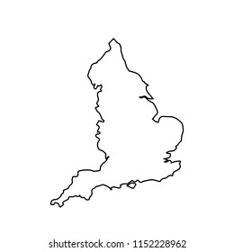 Map Of England Drawing.Map Of England Drawing Kameroperafestival