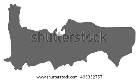 Map Hama Syria Stock Vector (Royalty Free) 493332757 - Shutterstock