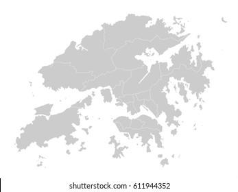 Map - Hong Gong