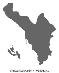 Map - Jizan (Saudi Arabia)