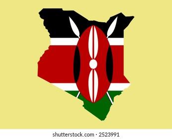 Kenya Kenyan Images, Stock Photos & Vectors | Shutterstock
