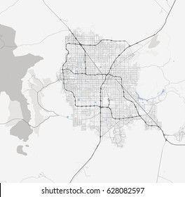 Las Vegas Map Images, Stock Photos & Vectors | Shutterstock