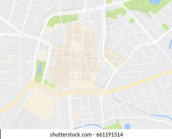 Street Map Images Stock Photos Vectors Shutterstock