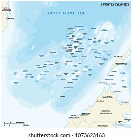 East China Sea Map Stock Vectors, Images & Vector Art | Shutterstock