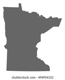 Map - Minnesota (United States)