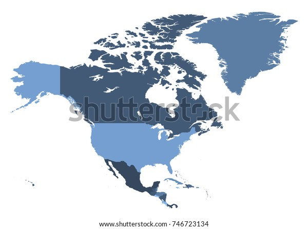 Map North Various Shades Blue Stock Vector (Royalty Free ... on map of the north east region, map of the continent of australia, map of north american countries, map of the north american union, map of the north polar region, map of the north american prairie, drawing of the north american continent, america continent, north and south american continent, map of the north island of new zealand, map of south american continent, map of the north eastern united states, map of southern continent, map of eurasian continent, map of the north america, map of the north africa, map of the african continent, map of european continent, map of the north european plain,