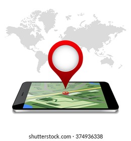 Driving Distance Map Images, Stock Photos & Vectors ...