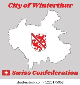 swiss map flag Images, Stock Photos & Vectors | Shutterstock