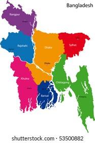 hd map of bangladesh Bangladesh Map Images Stock Photos Vectors Shutterstock hd map of bangladesh