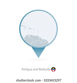 Map Of Antigua And Barbuda Images Stock Photos Vectors Shutterstock