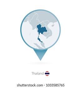 Pattani Thailand Map.Pattani Thailand Stock Vectors Images Vector Art Shutterstock