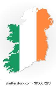 Ireland Flag Background Images, Stock Photos & Vectors ... on scenes of ireland, views of ireland, vintage old maps, men of ireland, queen of ireland, republic of ireland, beauty of ireland, country of ireland, art of ireland, states of ireland, vintage map scotland, vintage map art, prince of ireland, vintage map england, countryside of ireland, pocket maps of ireland, pottery of ireland, economy of ireland, princess of ireland, vintage maps of philadelphia,