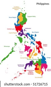 philippines region map Images, Stock Photos & Vectors | Shutterstock