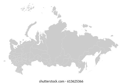 Map - Russia