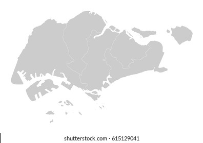 Map - Singapore