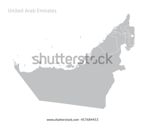 Map United Arab Emirates Stock Vector (Royalty Free) 457684453 on map of algeria, middle east, ras al-khaimah, burj al-arab, united states of america, map of bhutan, map of sudan, map of malaysia, arabian peninsula, persian gulf, map of iran, map of isle of man, map of ethiopia, map of dubai and surrounding countries, map of netherlands, abu dhabi, burj khalifa, map of montenegro, saudi arabia, map of singapore, map of pakistan, map of hungary, map of oman, map of venezuela, map of bosnia, map of bahrain, map of israel, map of armenia, map of denmark,
