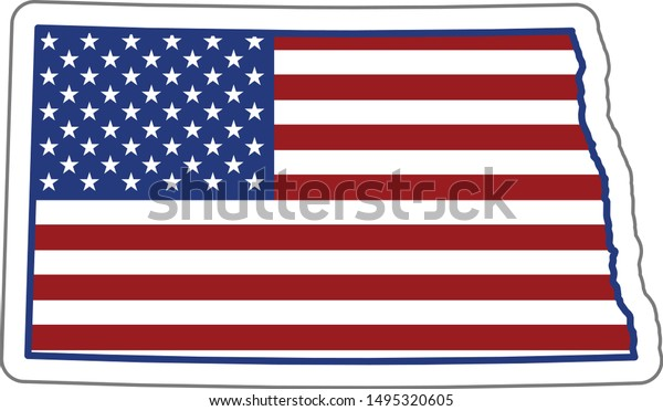 Map United States America America Map Stock Vector (Royalty ...