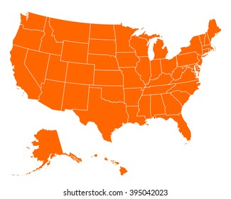 Regional Us Map Images Stock Photos Vectors Shutterstock
