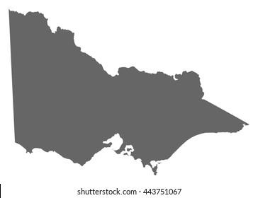 Map - Victoria (Australia)