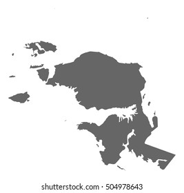 Map - West Papua (Indonesia)