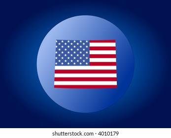 Vectores, imágenes y arte vectorial de stock sobre American