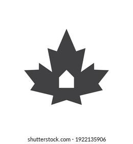 Maple House Logo Design Inspiration