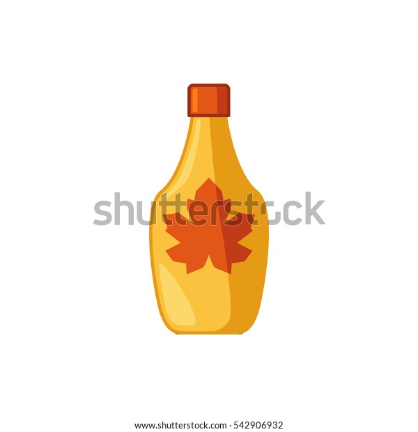 maple syrup icon illustration isolated vector sign symbol