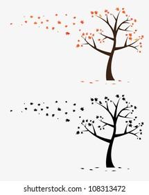 Maple Tree Decal
