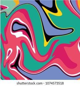 marbel fluid liquid vector texture