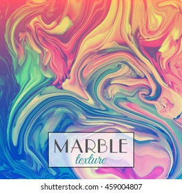 Marble texture. Vector abstract colorful background. Vector illustration, eps10.