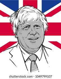 March 19, 2018. Secretary of State for Foreign and Commonwealth Affairs Boris Johnson. Editorial use only.