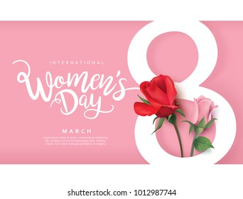 March 8, Happy Women's Day
