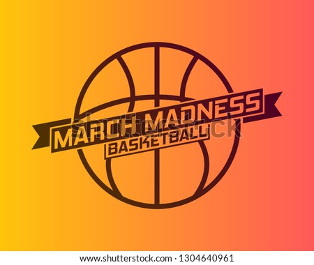March Madness basketball sport