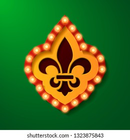 Mardi gras carnival greeting cards, posters, flaers.