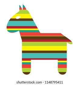 Mariachi Vector Donkey