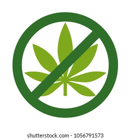 No Marijuana Images, Stock Photos & Vectors | Shutterstock