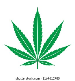 Marijuana vector cannabis leaf weed icon logo clip art illustration graphic