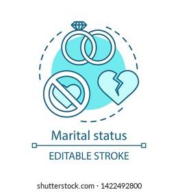 Marital Status Icon Images Stock Photos Vectors Shutterstock